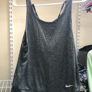 Small Dri-Fit Nike workout top